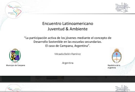DES SOT en escuelas argentinas_Micaela Belén