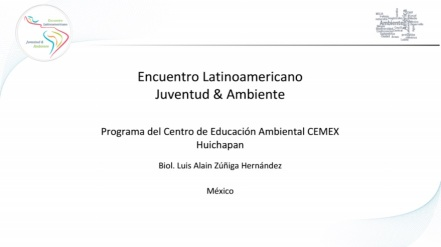 Ed. Ambiental CEMEX_Luis Zúñiga