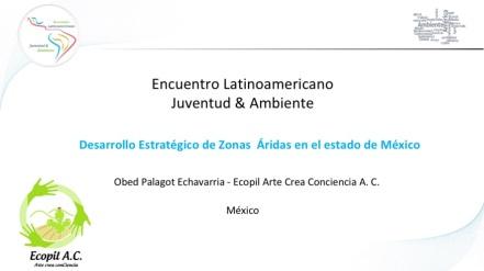 Zonas áridas en México_Obed Echavarria