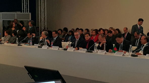 Climate Vulnerable Forum #cop21