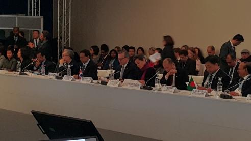 Climate Vulnerable Forum #cop21