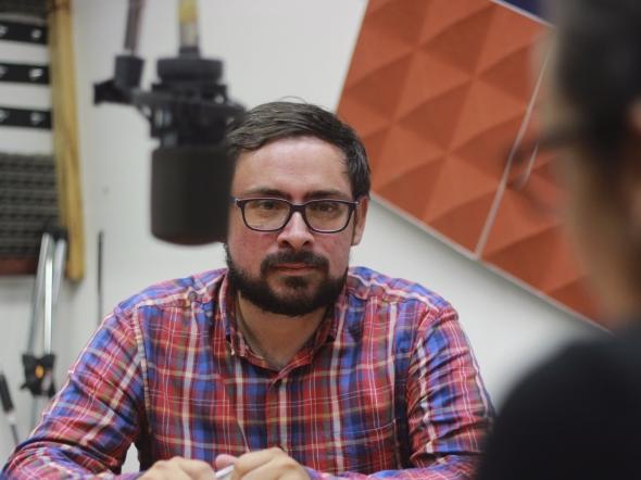 MA. Adrián Martínez