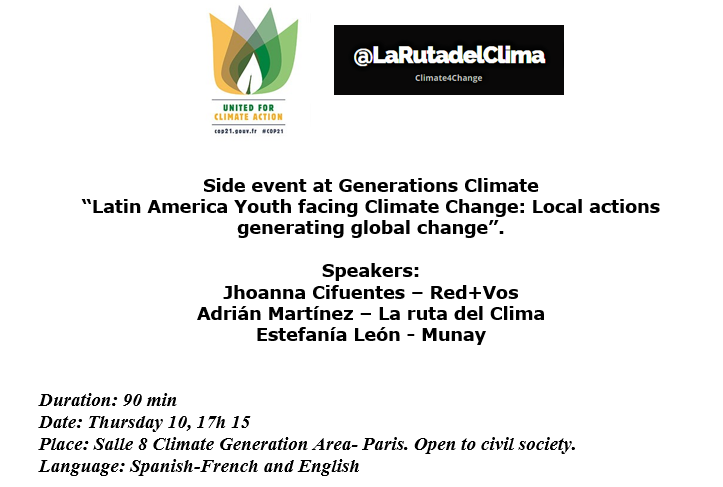 Generations climate