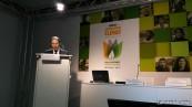 Generation Climat Conferencia sobre impacto del cambio climático y cambios en el ambiente respecto a vectores y enfermedades.