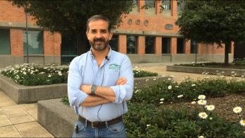 Ernesto Herrera, director general de Reforestamos México
