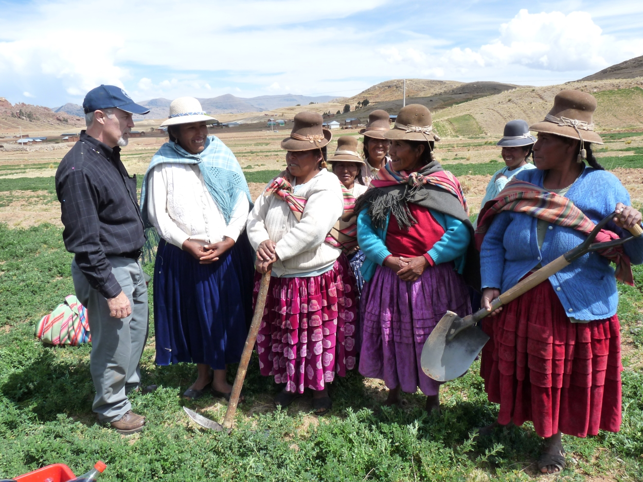Fuente: FAO Perú