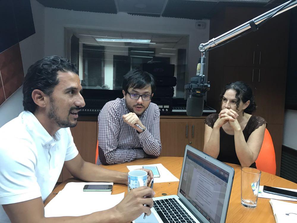 Primer programa 2018 Radio Ojo al Clima