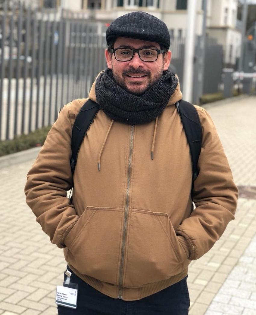 Adrian Martinez - Director de La Ruta del Clima
